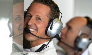 Michael Schumacher (D), Mercedes GP.