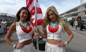 Believe it or not, F1 is debating the future of grid girls!