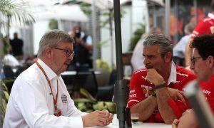 Brawn: 'Formula 1's partnership with Ferrari has its limits'