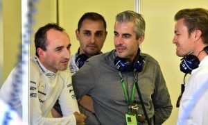 Kubica tables $7m offer to Williams, for seven races!