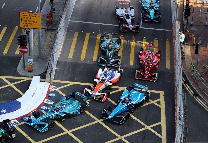Formula E Hong Kong ePrix