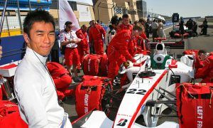 The rapid rise and quick descent of Super Aguri
