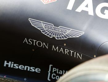 Aston Martin confirms potential investor talks