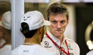 Lewis is a 'machine', says Mercedes' James Allison
