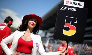 F1 looking to make grid girls 'more relevant'