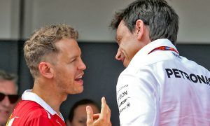 Wolff: Vettel's emotions let him down in 2017