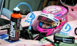 Ocon shrugs off Perez 'under pressure' claims