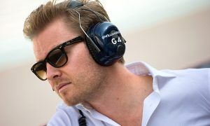 Rosberg eyes possible all-electric future in Formula E