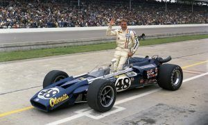 Tributes from motorsport and beyond pour in for Dan Gurney