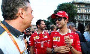 'Ferrari's quit threat is no joke', says Pirelli's Isola