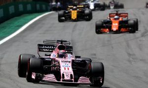 Force India prepping for 'massive' battle with McLaren and Renault