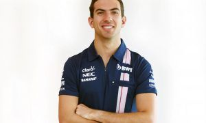 Nicholas Latifi handed reserve and test role with Force India