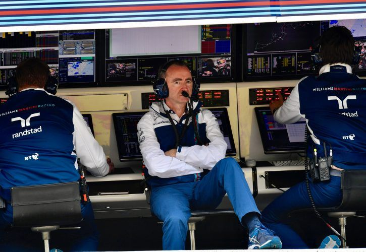 Paddy Lowe (GB), Williams F1 Team Technical Director.