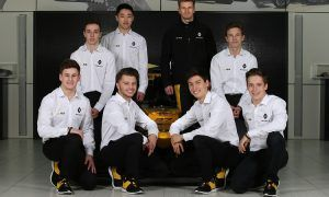 Renault wants young academy driver in F1 by 2020