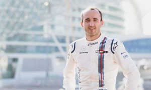 Kubica gets reserve and development role with Williams