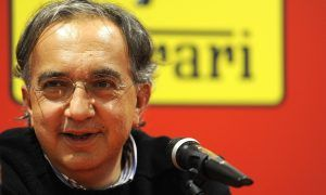 Marchionne responds to Ferrari buy-out rumors