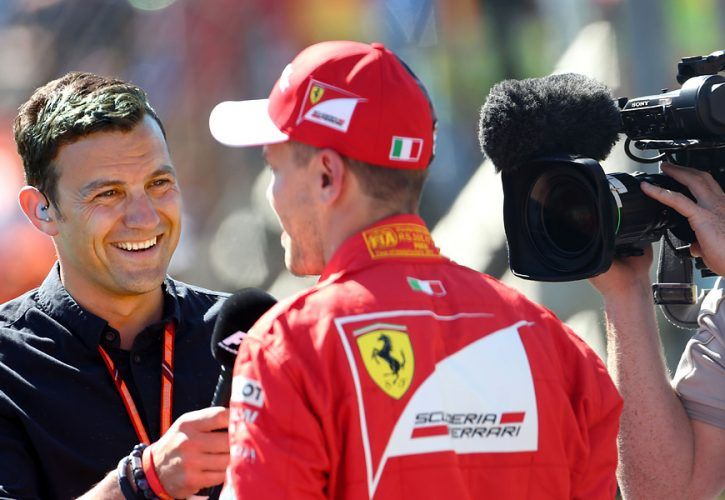Will Buxton tipped to head up new Formula 1 digital service