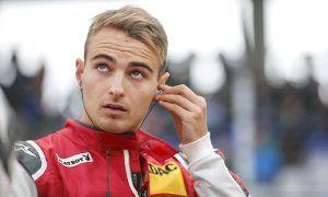 Nico Müller sets fastest lap in Formula E rookie test