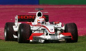 Was this man the worst driver ever to race in F1?