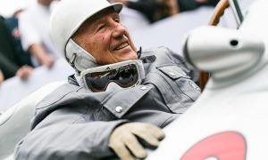 Living legend Sir Stirling Moss reaches 90!
