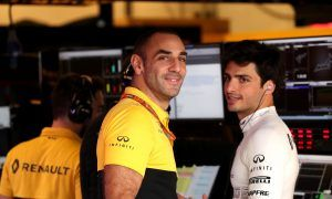Abiteboul: Hulkenberg and Sainz 'now part of the big boy league'