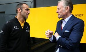 Renault keeping a low profile in discussions with Liberty