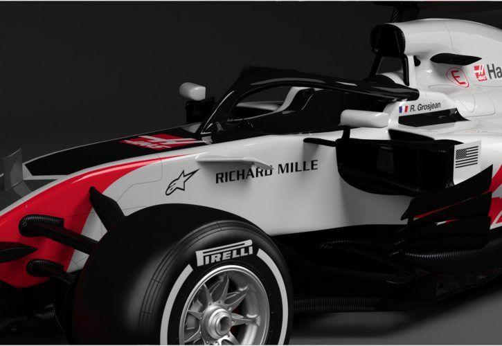 Haas 2018 challenger