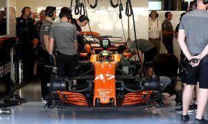 McLaren no longer running late with 2018 car - Boullier