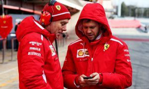 Vettel puts the emphasis on mileage over performance