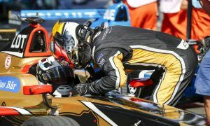 Techeetah avoids disqualification despite safety harness mod
