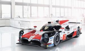 Alonso impressed with his Toyota: 'A very special machine'