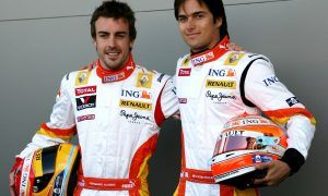 Alonso a champion who 'does not know how to share' - Piquet