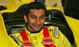 The day Narain Karthikeyan became a Formula 1 driver!