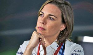 Claire Williams 'delighted' after latest Liberty briefing