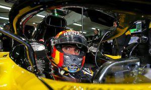 Sainz 'still playing catch-up' to Hulkenberg at Renault