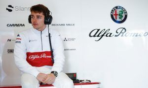 Leclerc keeping his Ferrari expectations in check