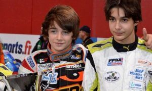 Young karters with a dream, which came true!