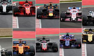 F1i Poll: Which is your favourite 2018 F1 car?
