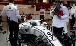 Strong midfield presence is 'mid-term project' for Sauber