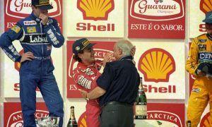 When Senna delivered win 100 to McLaren