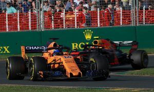 Alonso puts Red Bull in McLaren's line of sight