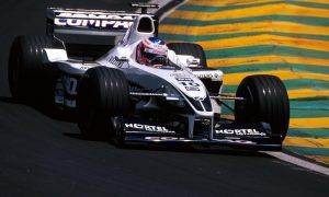 Jenson Button rolls on to the world stage