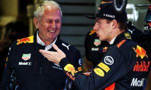 Verstappen follows Vettel as Helmut Marko's 'new project'
