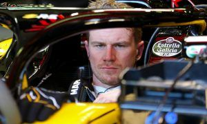 Hulkenberg heads into the unknown but relishes the challenge