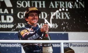 The Professor closes the book on the South African GP