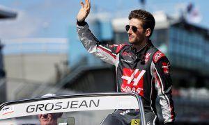 Return to pre-season testing venue not vital for Haas - Grosjean
