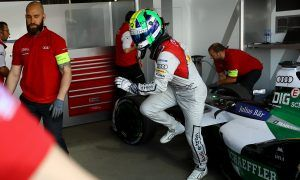 Di Grassi hit with fine for nonconforming... underwear! What !?