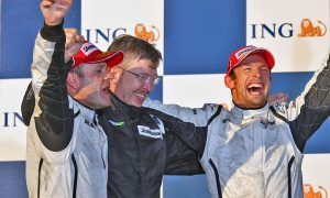 Clear: Button's mental quick start key to 2009 title