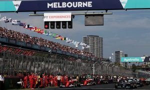 FIA changes start lights set-up to account for Halo