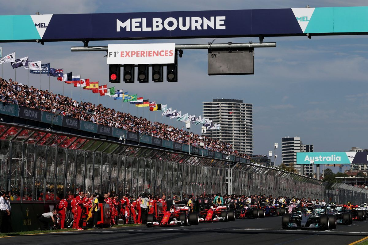 The 2019 F1 Calendar will start in Australia at Melbourne Park on March 17th